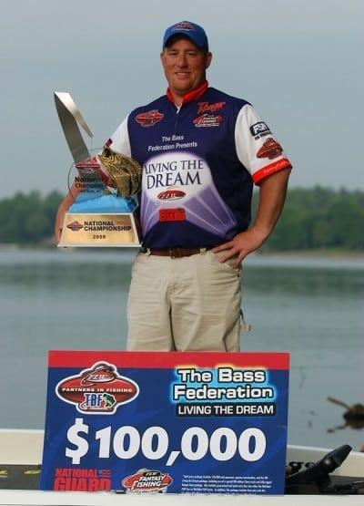 2008 Winner - Brian Travis