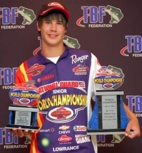2009 NGJWC Winner Zack Messer