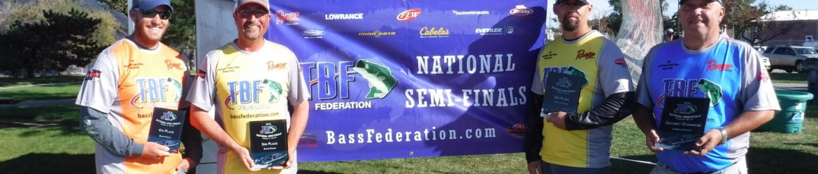 Ohio Anglers going to TBF Nationals